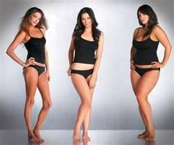 Женщины с идеальным весом