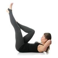 Упражнения для похудения у стенки